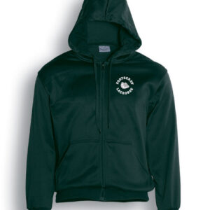 Green-Zip-Up-Hoodie